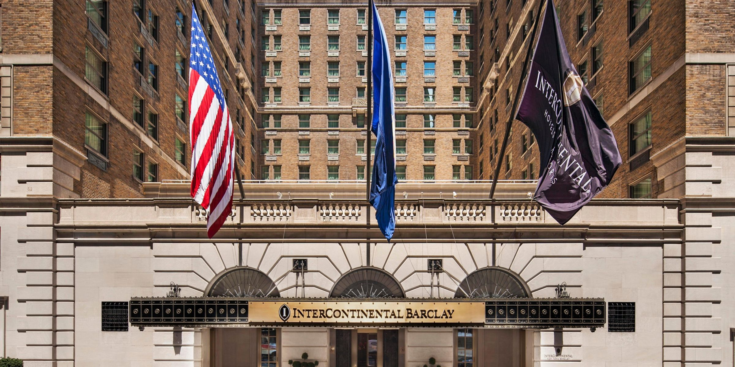 The Intercontinental New York Barclay