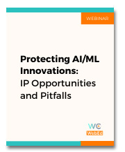 Protecting AI/ML Innovations: IP Opportunities and Pitfalls