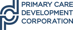 The Primary Care Development Corporation (PCDC) Logo