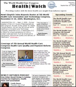 World Congress Health Watch